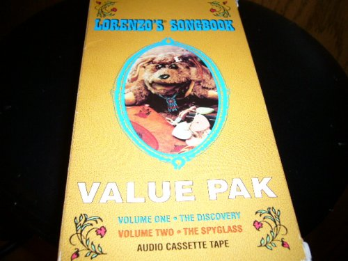 LORENZO'S SONGBOOK VALUE PAK: The Discovery, The Spyglass & audio cassette