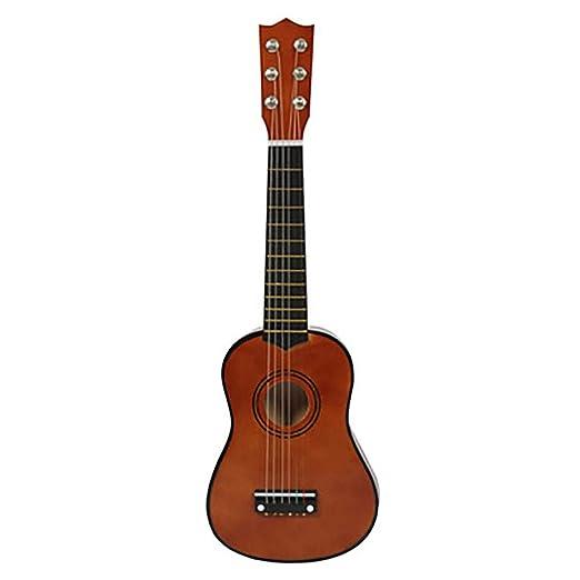 Mini Guitarra para Principiantes Uke De Hawai Niños 21 Pulgadas De ...