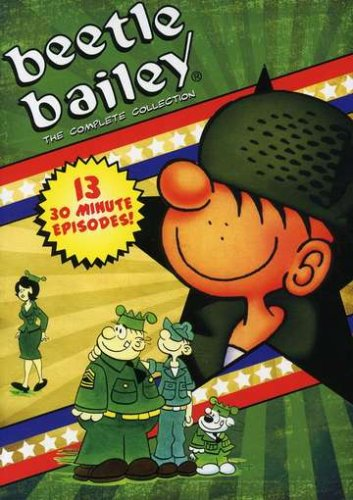 Amazon.com: Beetle Bailey: The Complete Collection: Frank Welker ...
