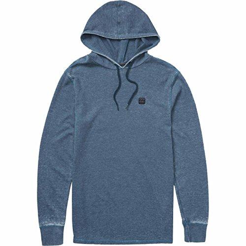Billabong Men's Keystone Pullover Hoody, Dark Slate, XL