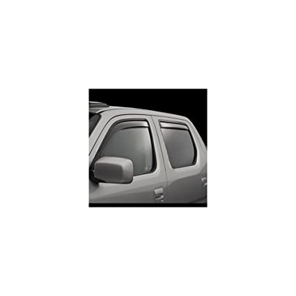 WeatherTech 72507 Front and Rear Side Window Deflector 4 Piece