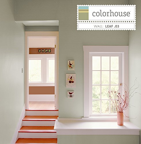 Inspired Eggshell Interior Colorspot Paint Sample, Leaf .03,  8-oz