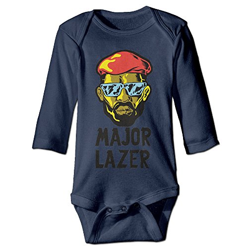 ALIZISHOP Baby's Major Lazer Climbing Clothes (Lazer Bib)