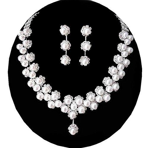 Fashion Necklace Earring Wedding Bridesmaid product image