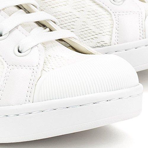Geox Jaysen - D821bd08854c1000 - Colore: Bianco - Dimensioni: 38.0