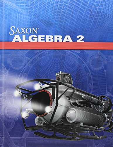 Saxon Algebra 2, 4th Edition: Kit with Solutions Manual