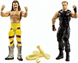 WWE Battle Pack Series #30 - Jake The Snake Roberts & Dean Ambrose Figure Two-Pack