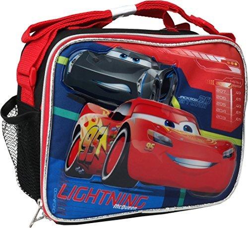 Disney Pixar Cars 3 Soft Lunch Bag Kit by cars