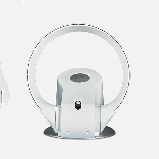GYH Ventilador Plegable y fácil de Limpiar, Control de 10 ...