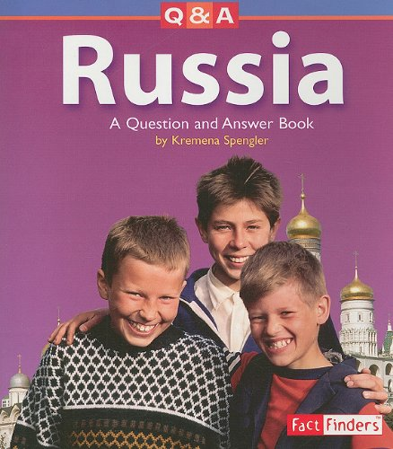Russia: A Question and Answer Book (Questions and Answers: Countries) pdf
