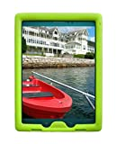 Bobj Rugged Case for Samsung Galaxy Tab A 9.7 inch Tablet, (SM-T550), Tab A Plus 9.7 inch (SM-P550), (Not for Tab A 10, SM-T580) - BobjGear Protective Tablet Cover (Gotcha Green)
