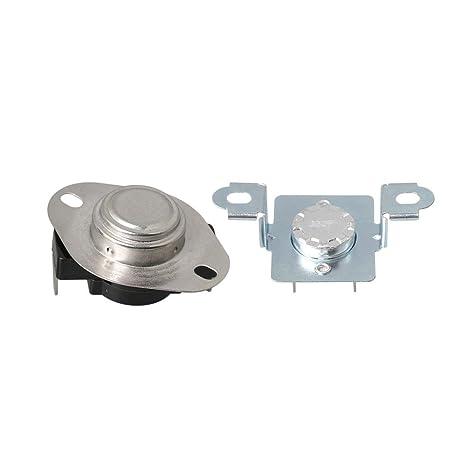 279973 kit de fusible y termostato de corte térmico para secadora ...