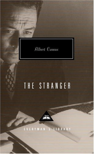 Book cover for The Stranger