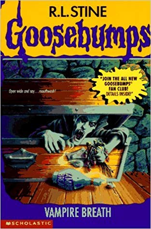 [By R.L. Stine ] Vampire Breath (Goosebumps - 49) (Paperback)【2018】by R.L. Stine (Author) (Paperback) from Scholastic Incorporated