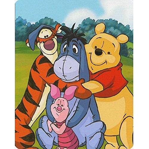 Winnie the Pooh & Me Eeyore Piglet Tigger