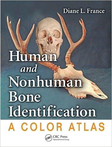 Read online Human and Nonhuman Bone Identification: A Color Atlas PDF, azw (Kindle), ePub