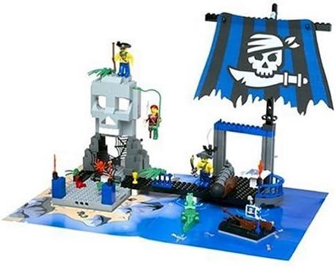 LEGO Play Sets 4+ Pirates Skull Island (7074)