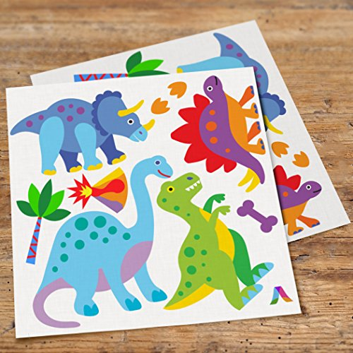 (Olive Kids Dinosaurs Peel and Stick Wall Decal Cut Outs)