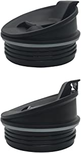 Replacement Parts 2 Piece Sip Seal Lids, Compatible with Nutri Ninja 16oz Cup:BL660/BL740/BL770/BL771/BL772/BL780/BL810/BL820/ BL830/BL203QBK/BL201C/BL201/QB3000/QB3000SSW/QB3004/QB3005