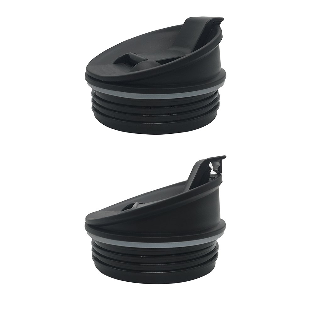 2 Piece Sip Seal Lids Replacement Parts for Nutri Ninja 16oz Cup