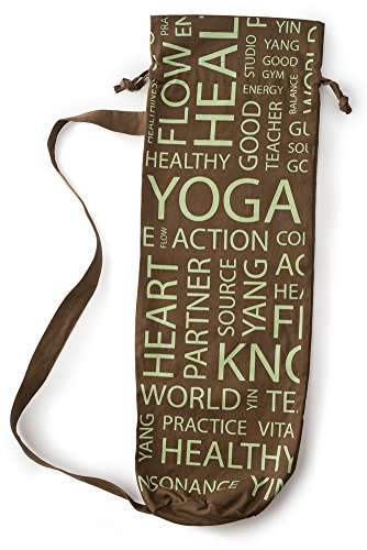 HemingWeigh Yoga Mat Bags (Terra Brown)