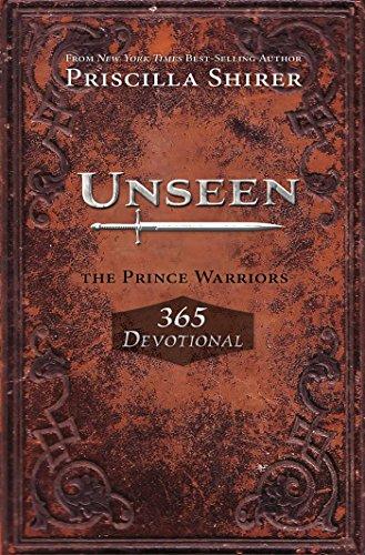 Unseen Prince Warriors 365 Devotional ebook
