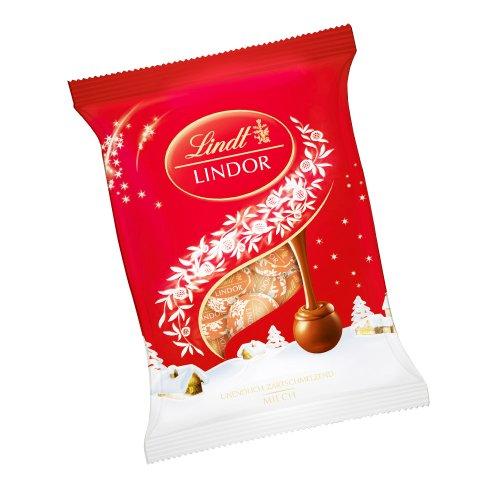 Lindt  Lindor  Mini Milk Chocolate Truffles Lindt Lindor Milk Chocolate Mini Truffles