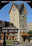 Argentina / A Bird's-Eye View (Southern Region) (English Version) [DVD+CD]
