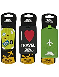 Trespass Traveltag Luggage Tag (One Size) (Assorted)