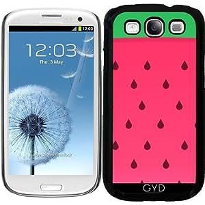 Funda para Samsung Galaxy S3 (GT-I9300) - Sandía by AnishaCreations