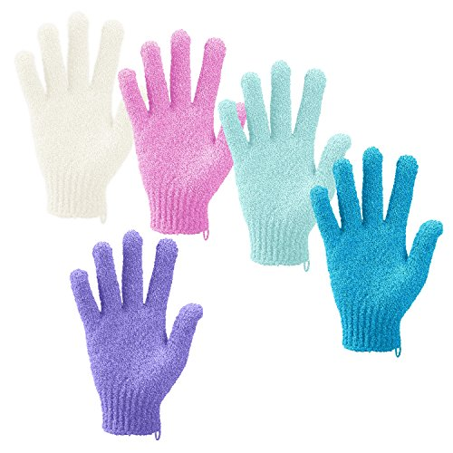 Exfoliating Gloves For Face - 4