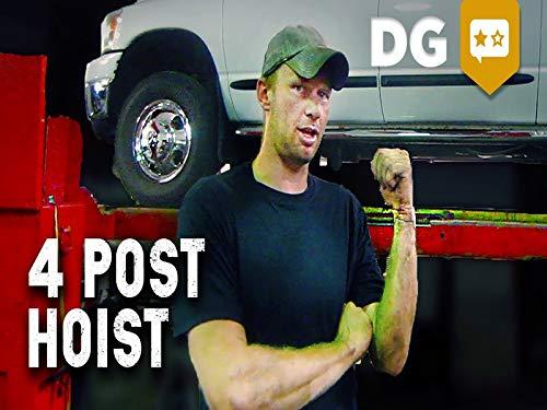 Why I Chose A 4 Post Hoist?