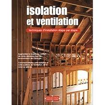 Isolation et ventilation -tech.inst.