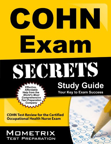 COHN Exam Secrets Study Guide: COHN Test Review for the Certified Occupational Health Nurse Exam Pdf