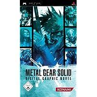 Metal Gear Solid Digital Graphic Novel (PSP)