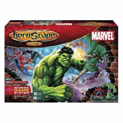 Hasbro Heroscape Marvel Game ()