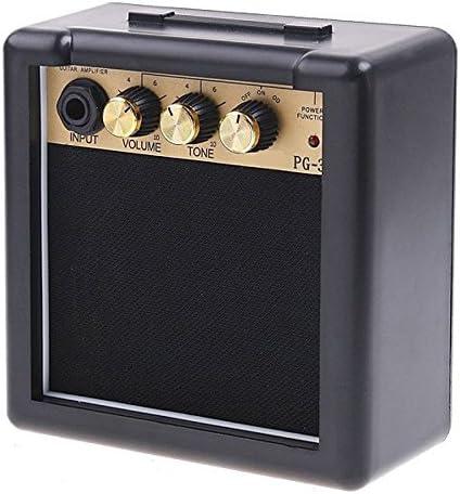 Soviton 3W Mini amplificador de amplificador de guitarra eléctrica ...