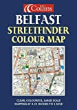 Belfast Streetfinder Colour Map