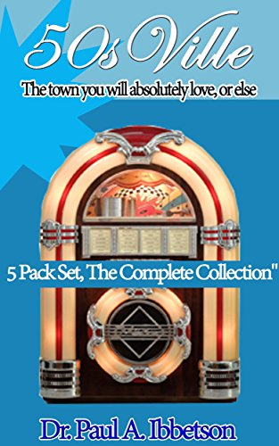 2014 Crank - '50sVille 5 Pack Set: The Complete Collection