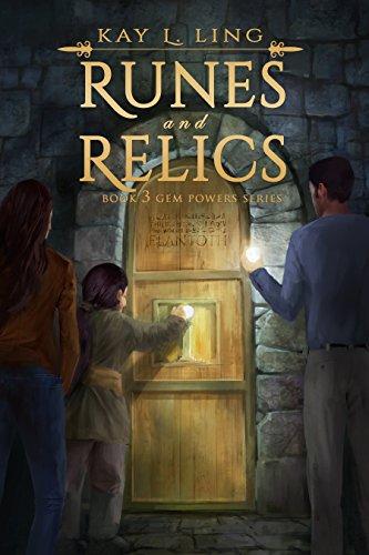 Runes and Relics (Gem Powers Series Book 3) -