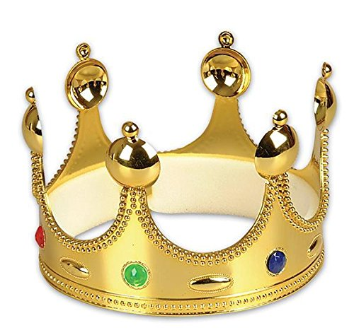 KINGS CROWN, Case of 144 by DollarItemDirect