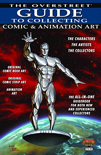 Overstreet Guide To Collecting Comic & Animation Art (Confident Collector)