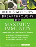 Health and Weight-Loss Breakthroughs 2009, Rick; Various Ansorge, 1605298085