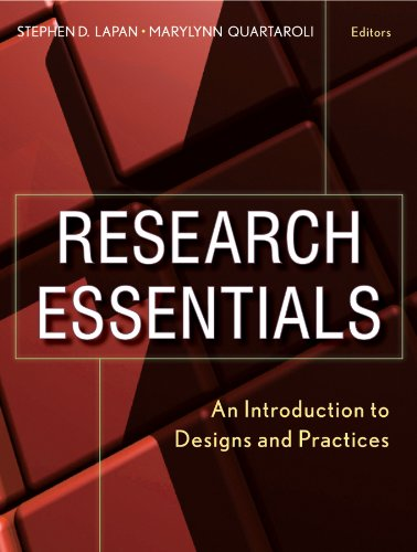 Research Essentials: An Introduction to Designs and Practices
