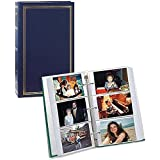 3-ring pocket NAVY-BLUE album for 504 photos by Pioneer - 4x6