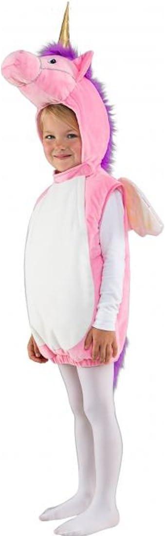 Amakando Traje Unicorn Niña | Disfraz Infantil Unicornio | Disfraz ...