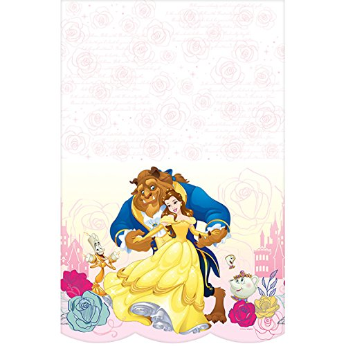 Belle and Beast Dance Table Covers