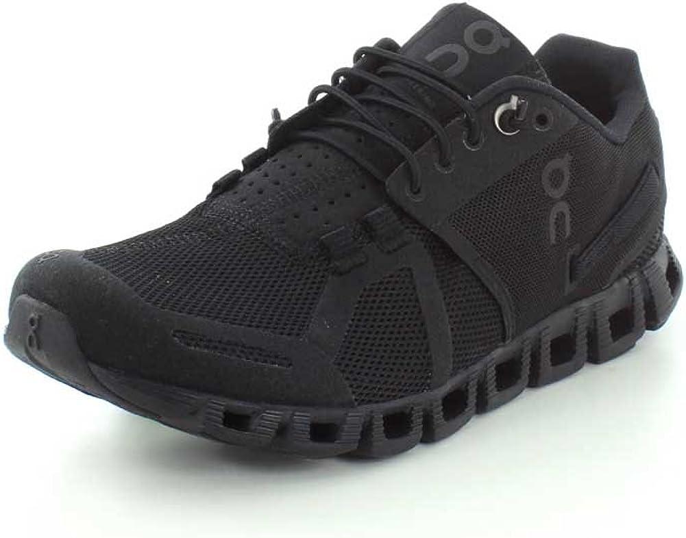 On Women s Running Cloud Sneaker, Black – 11 B M US
