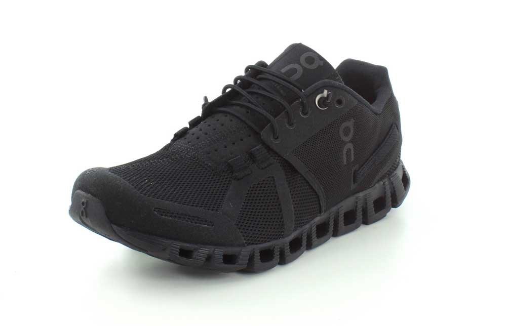 ON Women's Running Cloud Sneaker B01CS7HLMC 8.5 B(M) US|Black