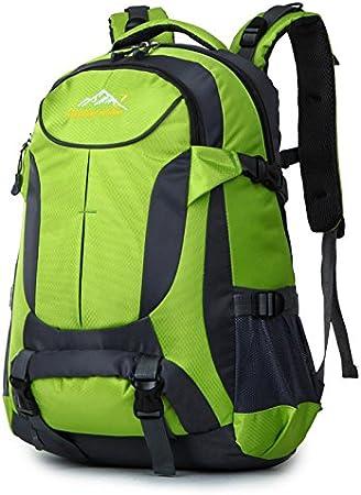 Acampada Y Senderismo,Mochilas Urbanas Pack De Supervivencia Camping Backpack Excursionismo Impermeable Ultraligero Mochilas De Supervivencia Viaje Kit Mochilas